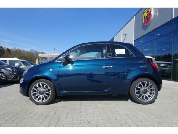 Fiat 500 C MY21 1.0 GSE Hybrid DOLCEVITA 51kW (70PS) (Mehrer Farbe zur Auswahl)