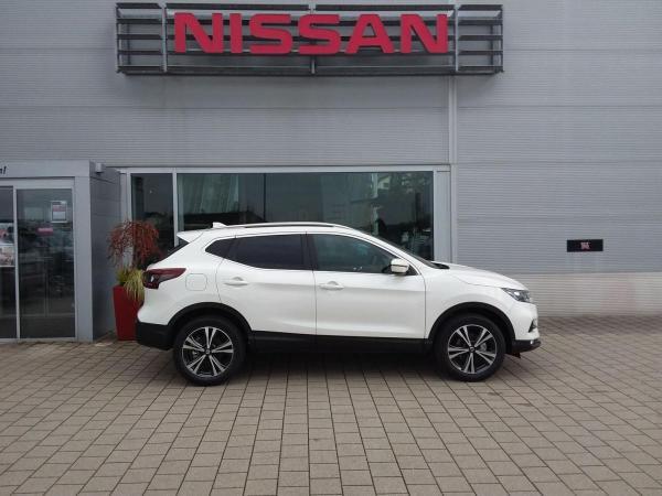 Nissan Qashqai leasen