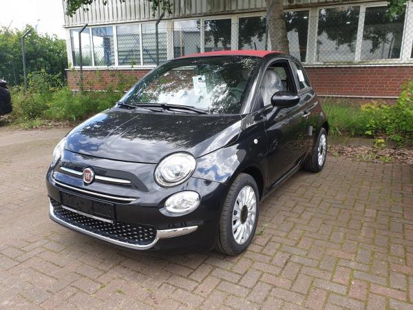 Fiat 500C *CarPlay*AndroidAuto*PDC