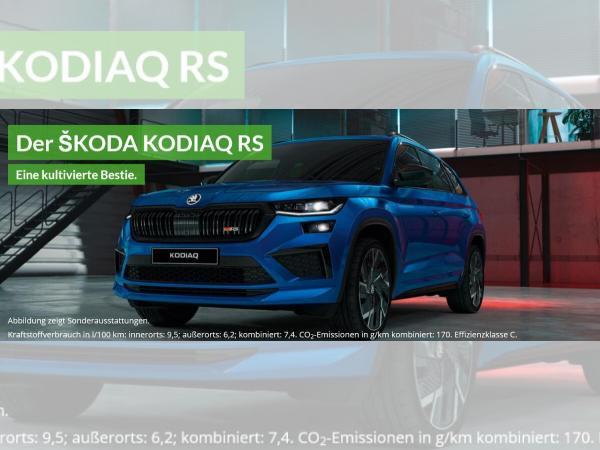 Skoda Kodiaq leasen
