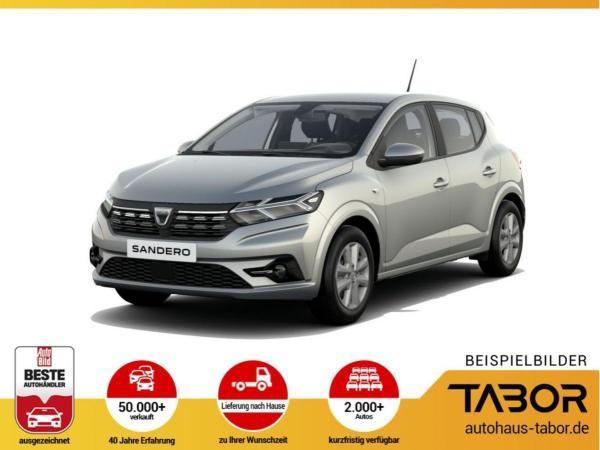 Dacia Sandero leasen