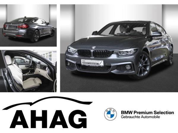 BMW 418 Gran Coupe leasen