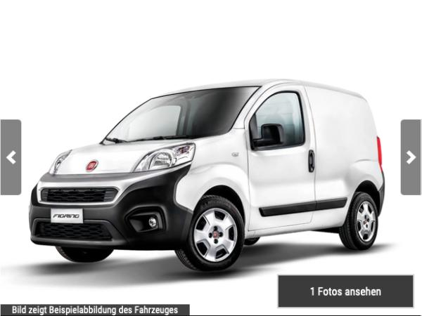 Fiat Fiorino Basis Klimaanlage 1.3 MultiJet Diesel