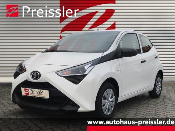 Toyota Aygo leasen