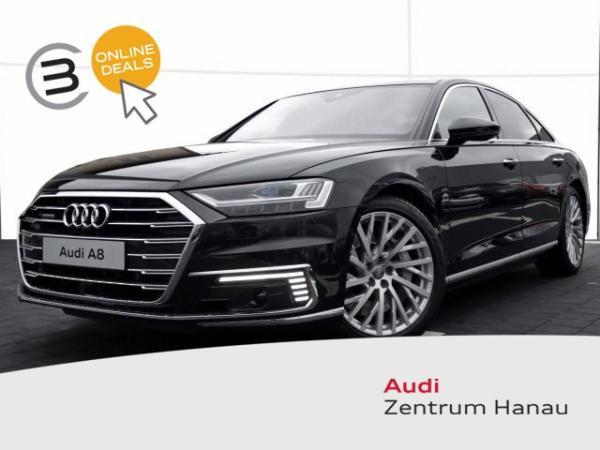 Audi A8 60 TFSI e quattro 330(449) kW(PS) tiptronic / Voführwagen