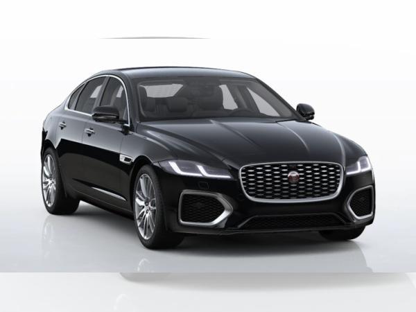 Jaguar XF leasen
