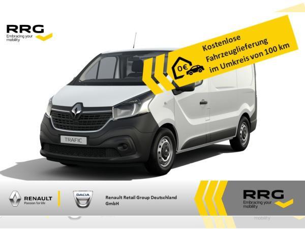 Renault Trafic ENERGY dCi 120 L1H1 3,0t Komfort - Klima, Ganzjahresreifen, PDC