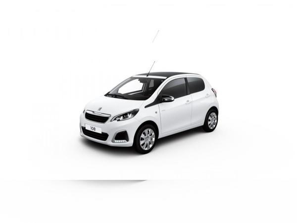 Peugeot 108 leasen