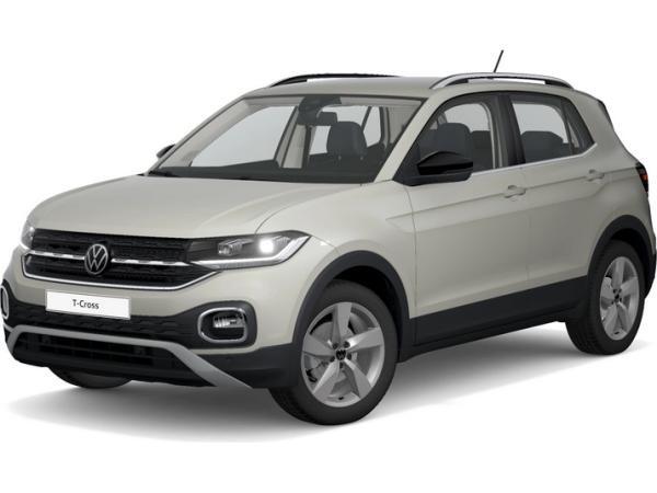 VW T-Cross leasen