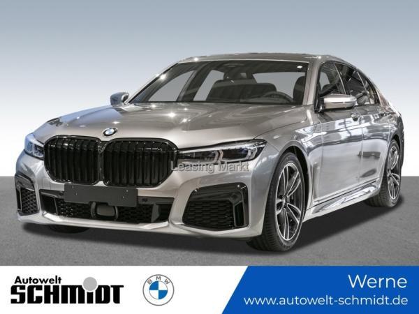 BMW 730 d M Sportpaket UPE 108.330 EUR
