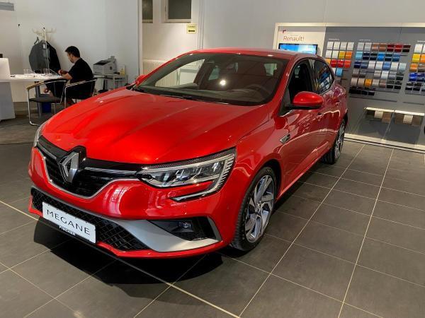 Renault Megane R.S. LINE E-Tech Plug-In 160 *SHZ / 18 Zoll* * sofort*