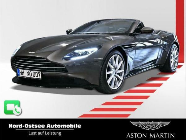 Aston Martin DB11 leasen