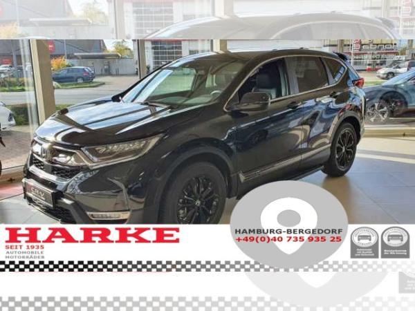 Honda CR-V leasen