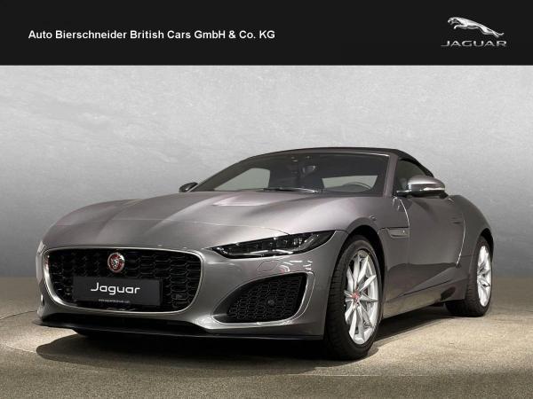 Jaguar F-Type leasen