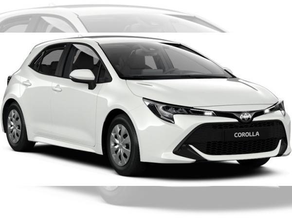 Toyota Corolla Team Deutschland 1,2l- 5- türer, Technik-Paket