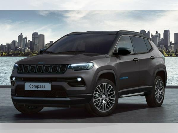 Jeep Compass MY21 PHEV S | Schiebedach