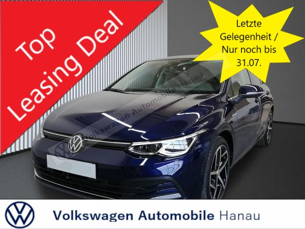 Volkswagen Golf 8 / 1.5 TSI LED+ STANDHEIZUNG PANO HEAD-UP ACC