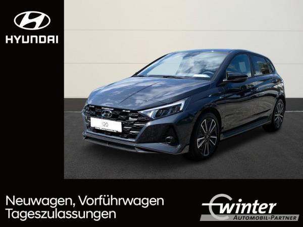 Hyundai i20 1.0 T-GDI N-LINE  NAVI/LED/KAMERA/DAB/SHZ/LM
