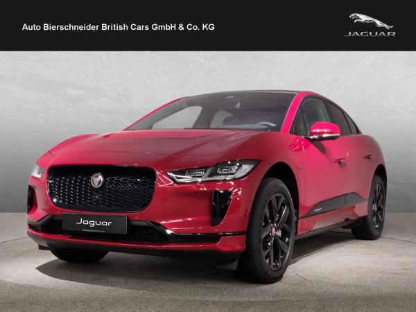 Jaguar I-Pace leasen