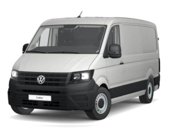 Volkswagen Crafter 30 MR 2.0 TDI 103KW/140 PS Angebot gültig bis 15.08.2021