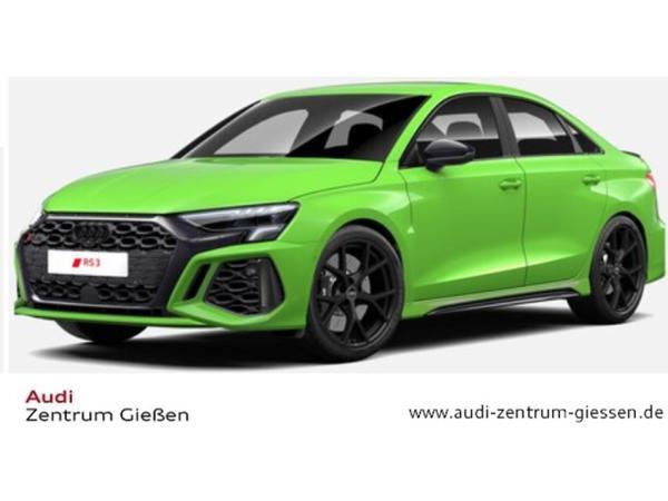 Audi RS3 Limousine 19 Zoll Sitzheizung Optikpaket schwarz plus