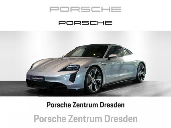 Porsche Taycan Turbo / Burmester / SportDesign / 18-Wege / Beifahrerdisplay