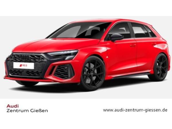 Audi RS3 Sportback, 19 Zoll, Sitzheizung, Optikpaket schwarz plus