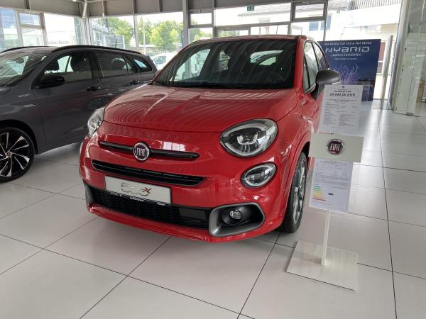 Fiat 500X leasen