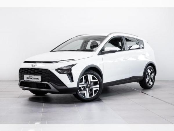 Hyundai Bayon leasen