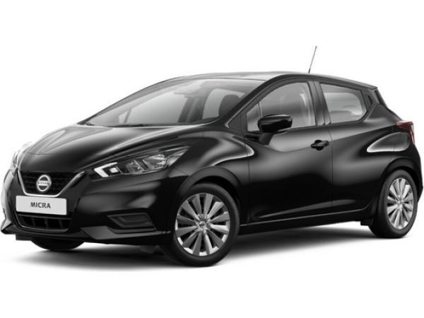Nissan Micra leasen