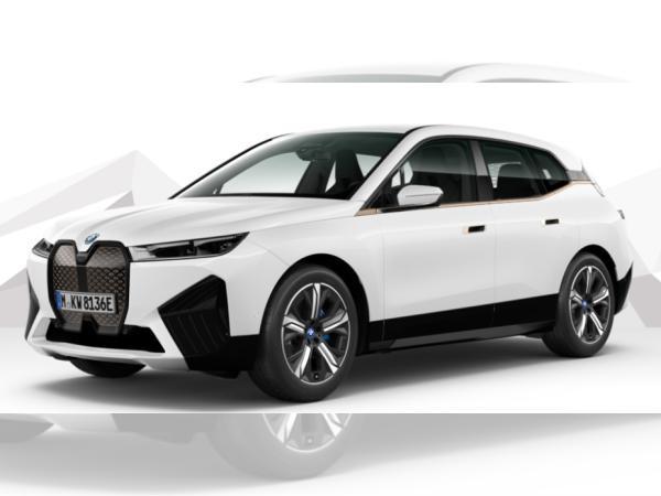 BMW iX leasen