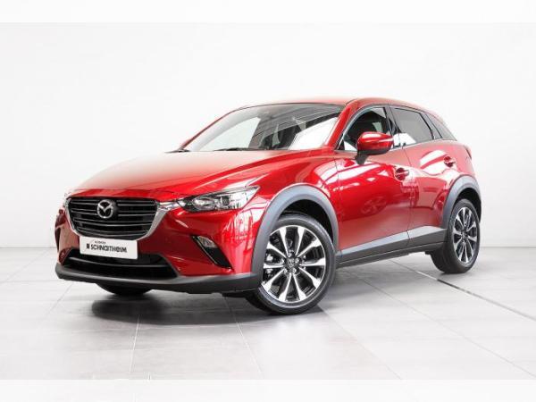 Mazda CX-3 leasen