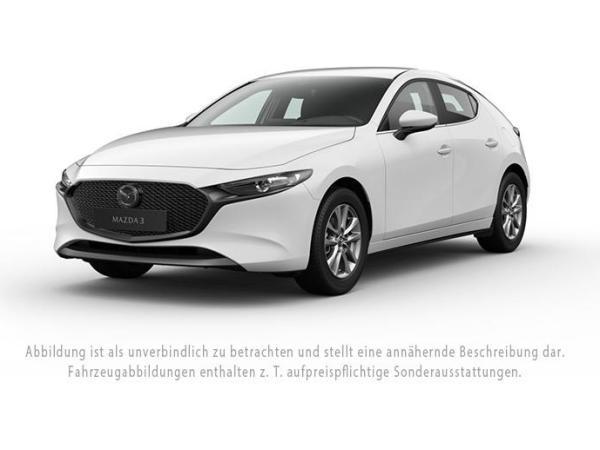 Mazda 3 leasen