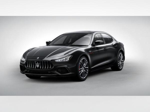 Maserati Ghibli leasen