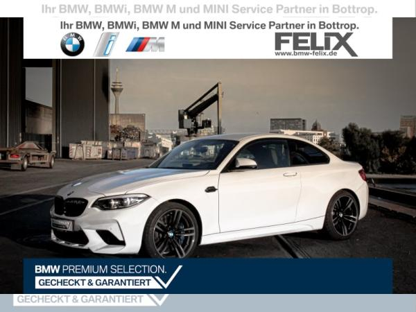 BMW M2 Competition M DKG+LED+LEASING AB 579,-+WIRELESS+HARMAN KARDON