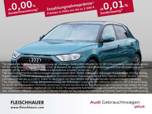 Audi A1 leasen