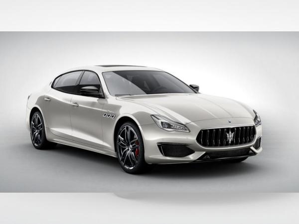 Maserati Quattroporte leasen