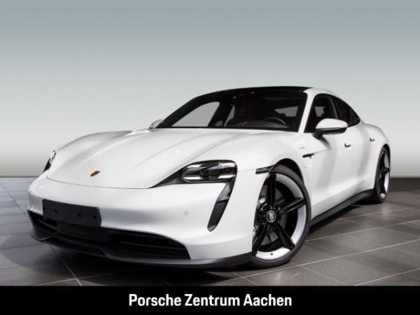 Porsche Taycan Hinterachs-Lenkung BOSE  21'' Surround View'