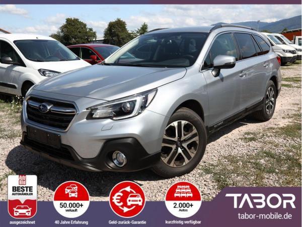 Subaru Outback leasen