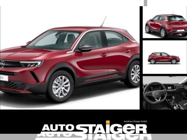 Opel Mokka leasen