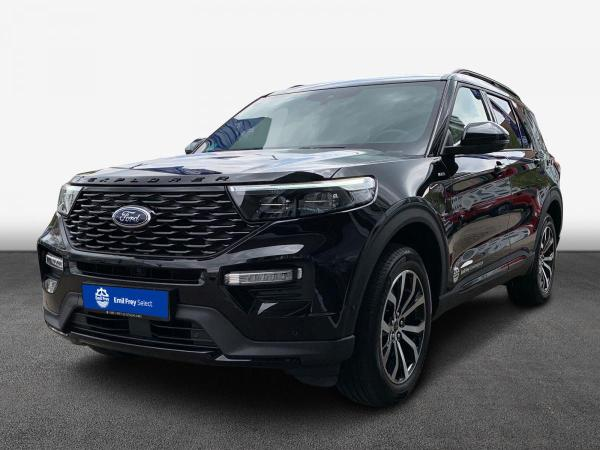 Ford Explorer leasen