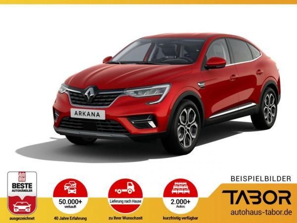 Renault Arkana INTENS TCe 140 EDC (MY21) Kam PDC vo/hi