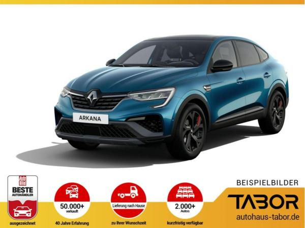 Renault Arkana R.S. LINE TCe 160 EDC (MY21) SchiebeD