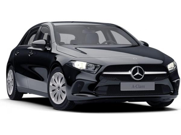 Mercedes-Benz A 250 leasen
