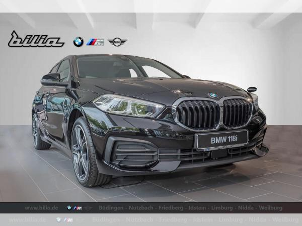 BMW 118 leasen