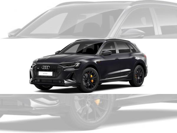 Audi e-tron 50 S line Black   21