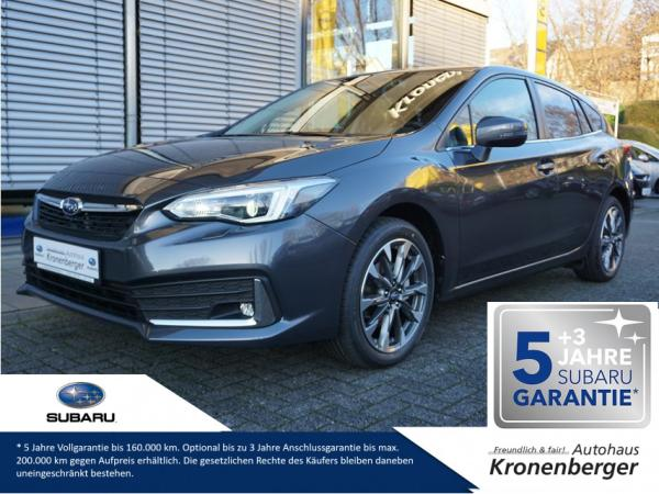 Subaru Impreza leasen