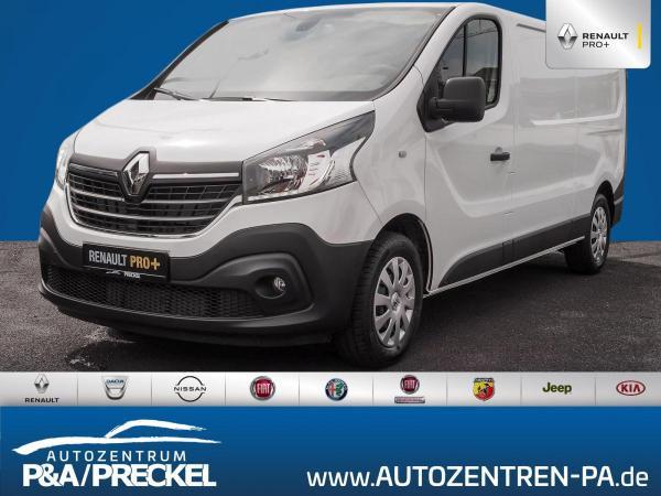Renault Trafic Komfort L2H1 dCi 120 3,0t / Klima/ GJR/ Einparkhilfe