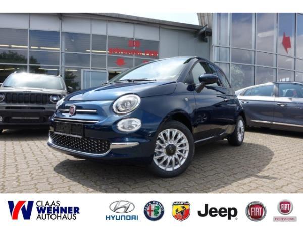 Fiat 500C leasen