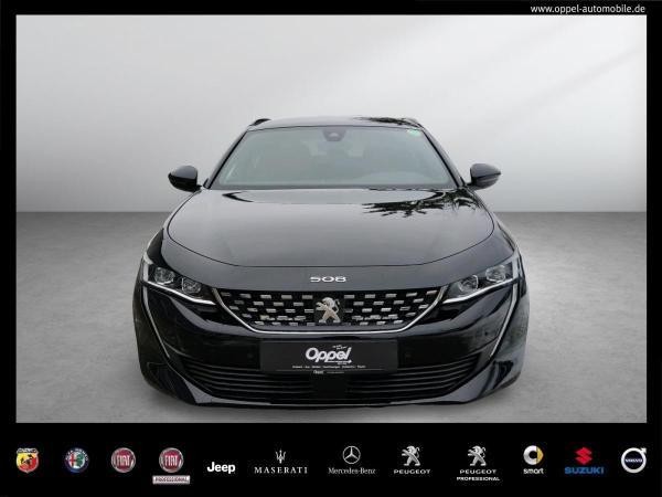 Peugeot 508 leasen